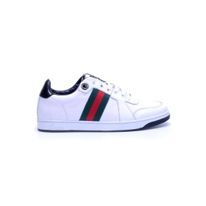 Gucci, Heren Sneakers, Wit