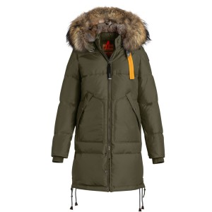 Parajumpers, Women's Jacket, Fur Collar, Khaki