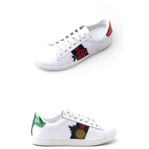 Gucci, Dames Sneakers, Wit