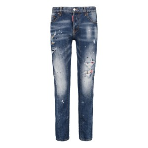 Dsquared, Heren Jeans, Ripped